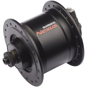 Shimano Nexus DH-C3000-3N Hub 3 watts for rim brake / Quick Release black